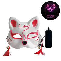 Cool Cat LED Mask