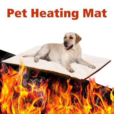 Self-heating Blanket For Cats And Dogs