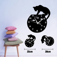 Naughty Cat Alarm Clock
