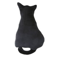 Soft Plush Cat Back Sofa Pillow Cushion