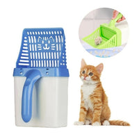 Useful Cat Litter Shovel Pet Cleaning Tool