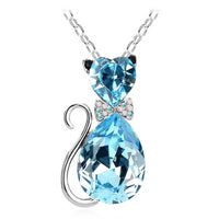 Women's Cute Cat Jewelry Necklaces