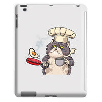 Persian Cat Cook Tablet Case
