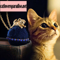 Special Fashion Lovely Cat Necklace