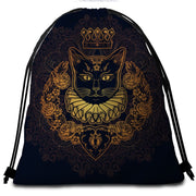 Royal Cat Queen Bag
