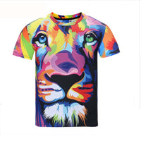 Cat Lovers Graphic T Shirts