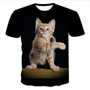 Innocent Kitten T Shirt