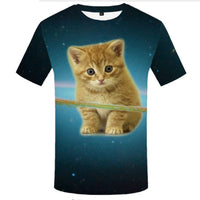 Kitty Rhubarb T Shirt