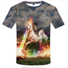 Kitty Unicorn T Shirt