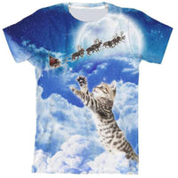 Reindeer Kitty T Shirt