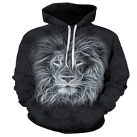 Electric Lion Hoodie