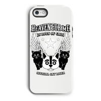 Heaven For Me Is Lots Of Cats Phone Case