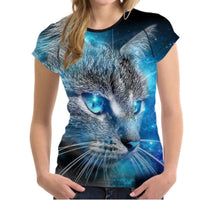 Adorable Cat T Shirts