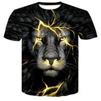 Lightning Tiger T Shirt