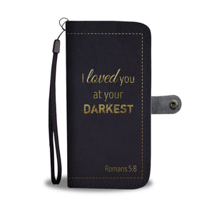 Bible Inspirational Wallet Case