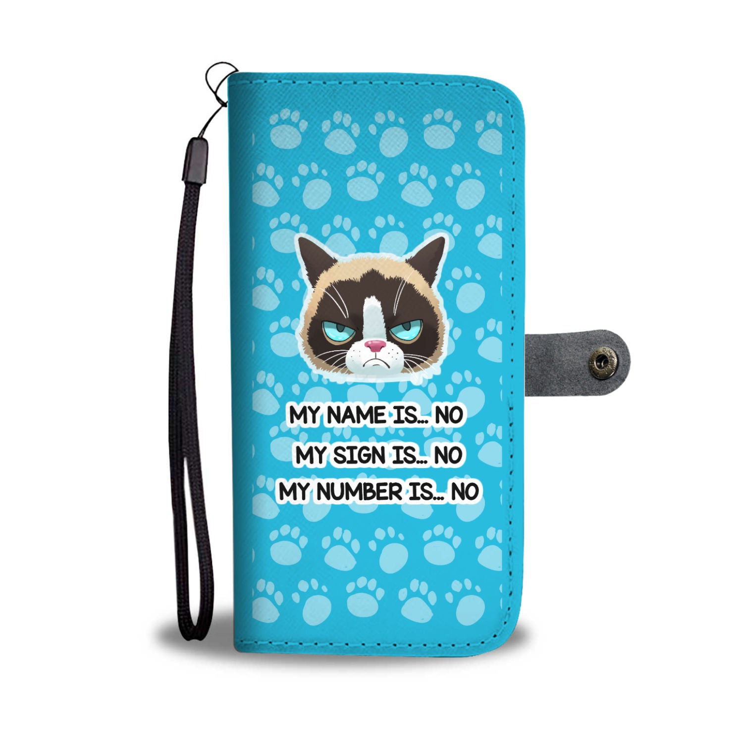 Awesome Grumpy Cat Wallet