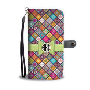 Sally Wallet Case - Customizable Text - Kickcap