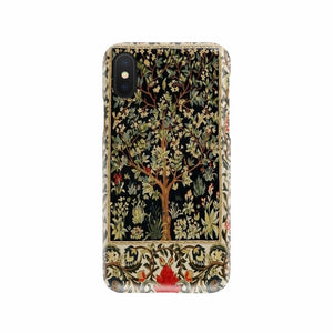 William Morris Tree of Life Phone Case - Kickcap