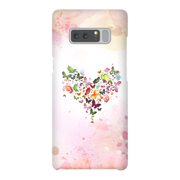 Butterfly Heart Phone Cases - Kickcap