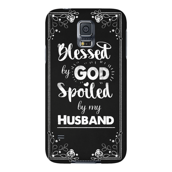 Christian Phone Cases - Blessed by God - Kickcap