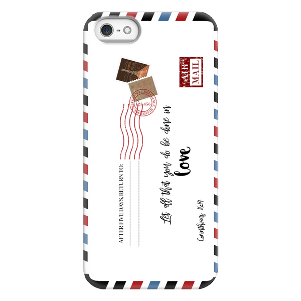 Christian Phone Cases - 1 Corinthians 16:14 - Kickcap