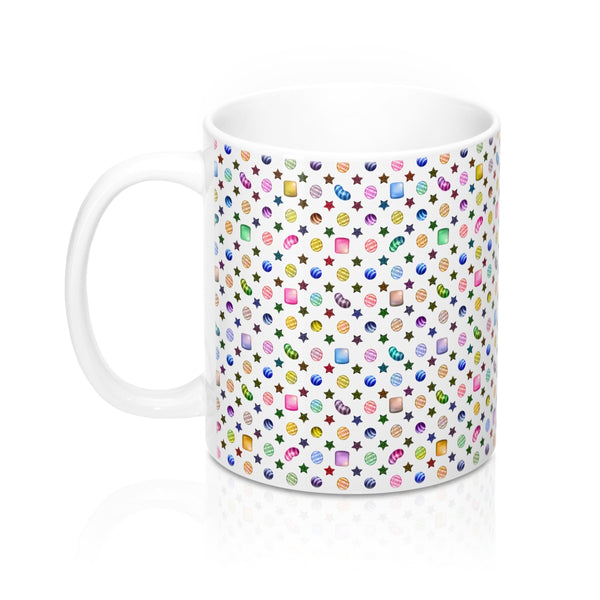 Candy Crush Mug 11oz - Kickcap