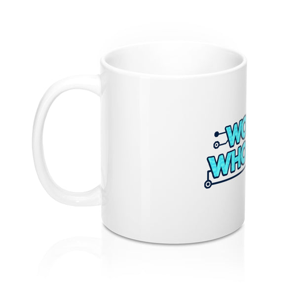 Women Who Code Mug - Kickcap
