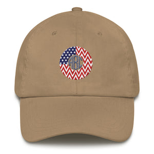 American Flag Dad Hat - Kickcap