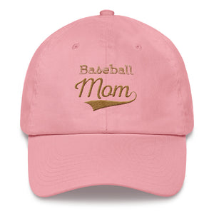 Baseball Mom Hat - Kickcap