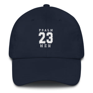 Psalm 23 Men's Dad Hat - The Lord is my Shepherd - Kickcap