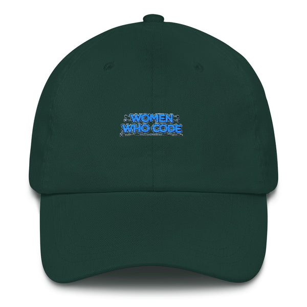Women Who Code Dad Hat - Kickcap
