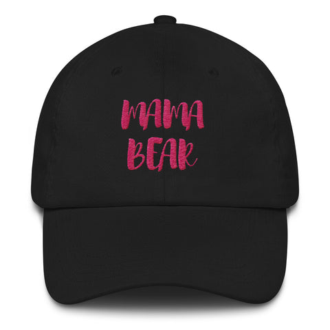 Mama Bear Dad hat