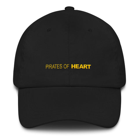 Pirates of Heart Dad Hat - Kickcap