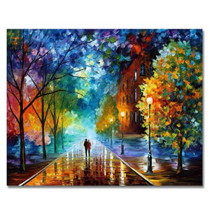 Oil Painting Wall Decor - Kickcap