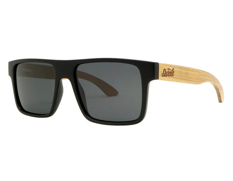 Dark Bamboo / Polarized Black <h3>Savage</h3>