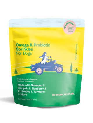 Omega & Probiotic Sprinkles for Dogs