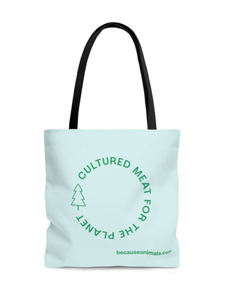 Cultured Meat for the Planet Tote