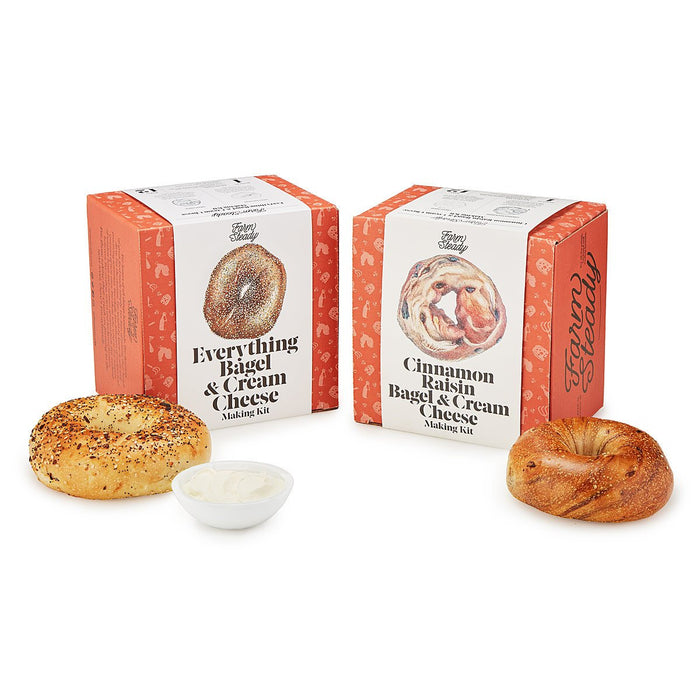 Bagel & Cream Cheese Making Kit