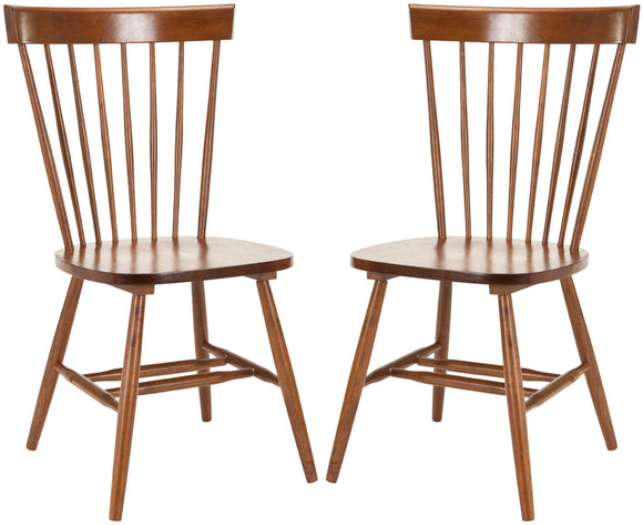Set of 2 Parker Chairs, Natural