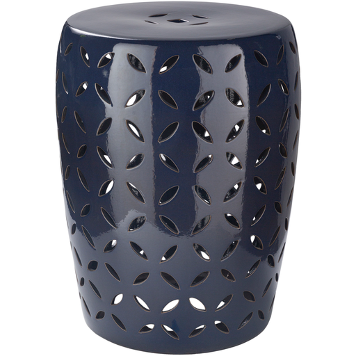 Chantilly Side Table, Navy