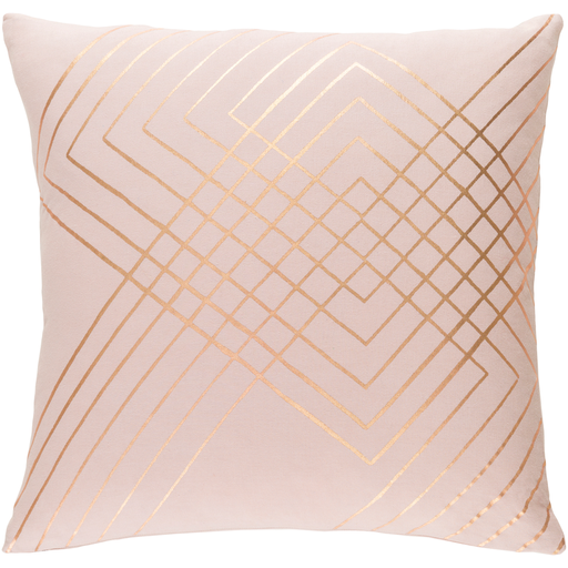 Crescent Pillow, Blush
