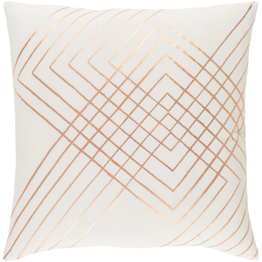 Crescent Pillow, Cream