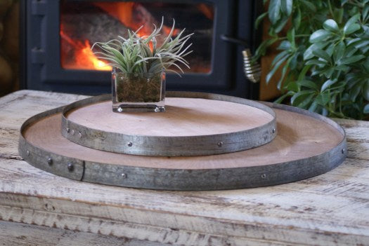 Barrel Ring Lazy Susan