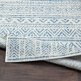 Eagean Rug, Denim