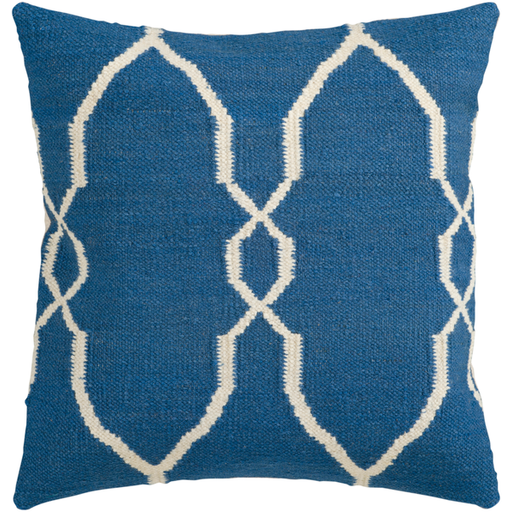 Fallon Pillow, Dark Blue