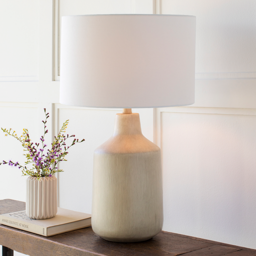 Foreman Lamp, Light Gray