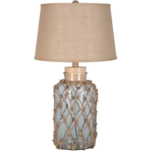 Amalfi Lamp, Light Blue