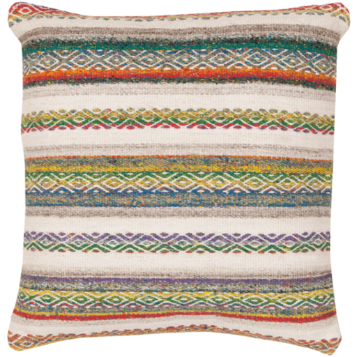 Isabella Pillow, Bright Colors