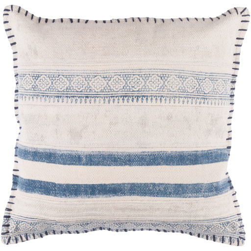Lola Pillow, Pale Blue