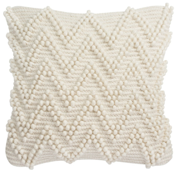Jumbo Chevron Loop PIllow